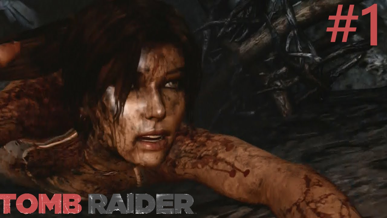 Tomb Raider 2013 Playthrough W Commentary Part 1 Not The Homemade Porn I Wanted