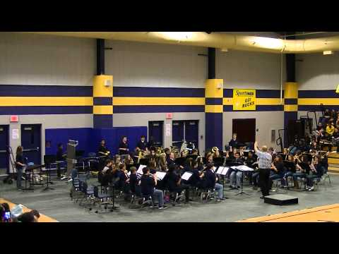 Buckhorn Middle School Symphonic Band 3