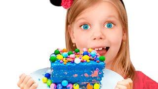Cumpleaños feliz   Canción Infantil   Canciones Infantiles con Vitalina life