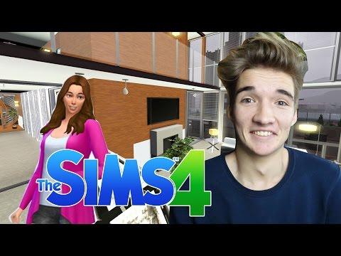MIJN OUDERS UIT HET PENTHOUSE TRAPPEN - The Sims 4 #141