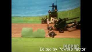 Лего мультик.Танки.Военная артиллерия.Конструктор Лего .Lego designer .Lego cartoon.