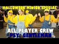 20181027 All Player Crew // PSY: Gentleman [HALLOWEEN MINION SPECIAL]