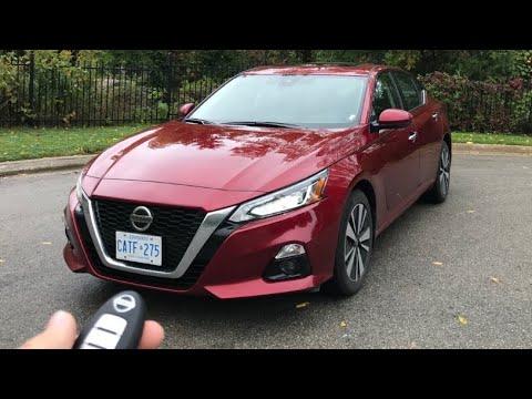 2020 Nissan Altima SV AWD | In-Depth Video Walk Around