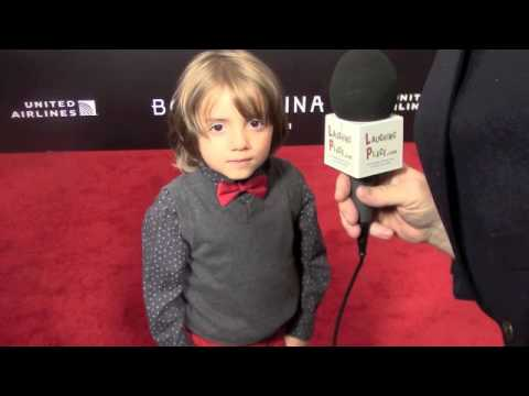 Jeremy Maguire at the Born in China Premiere