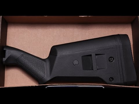 Magpul SGA Stock for Remington 870 Review