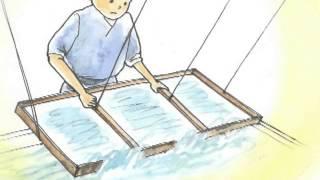 (民話)柏庭和尚と笹戸温泉 前田麻衣子アナウンサー