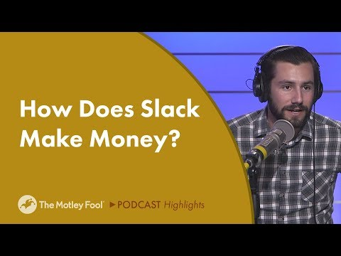 How Does Slack Make Money?