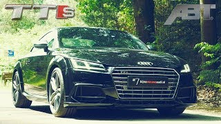 Audi TTS ABT 370 HP Review by AutoTopNL
