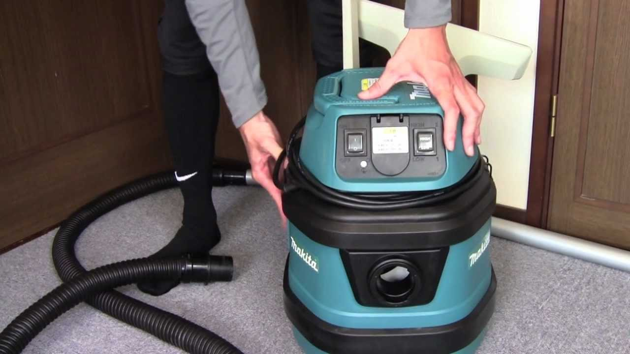 Makita Wet  Dry Vacuum  Dust Extractor  471