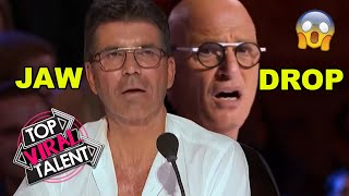 JUDGES LEFT IN SHOCK After America's Got Talent Audition Leaves Them Speechless! CAN YOU WATCH?