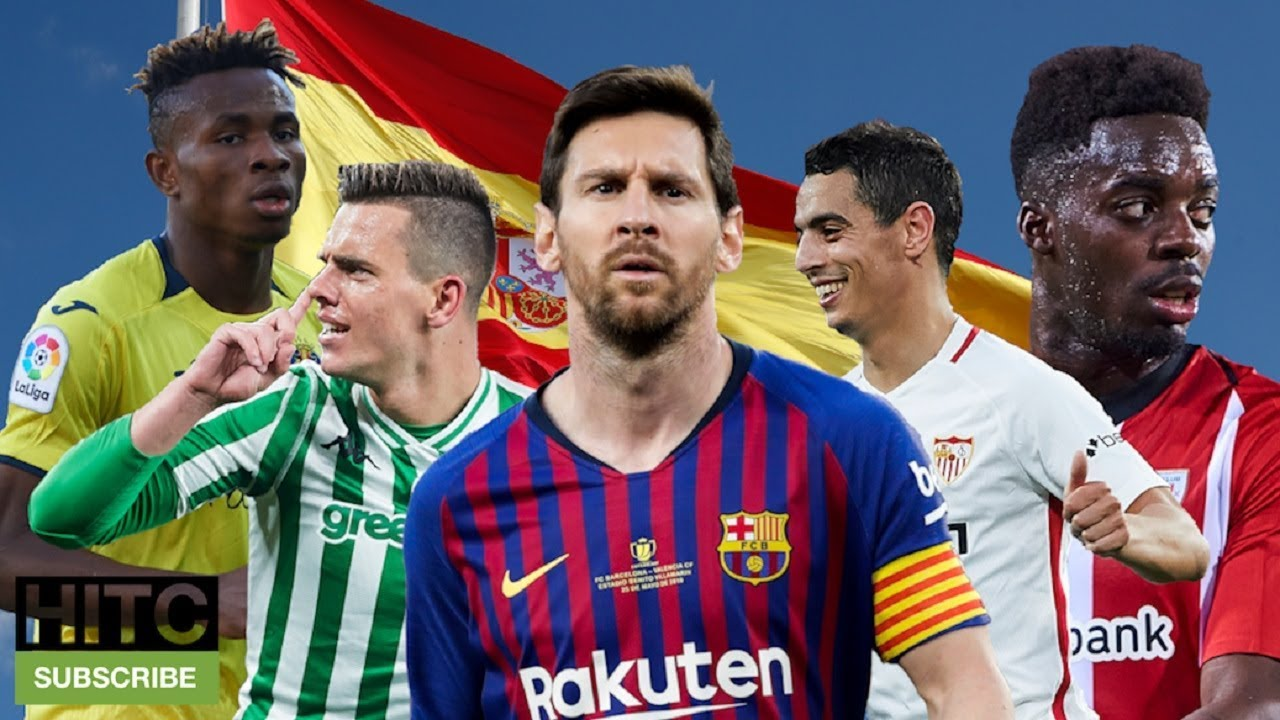 66816e750 One Player From Each La Liga Club We'd Love In The Premier League ...