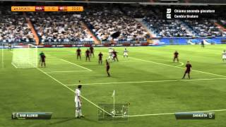 FIFA 13 Online Gameplay Real Madrid-Manchester City