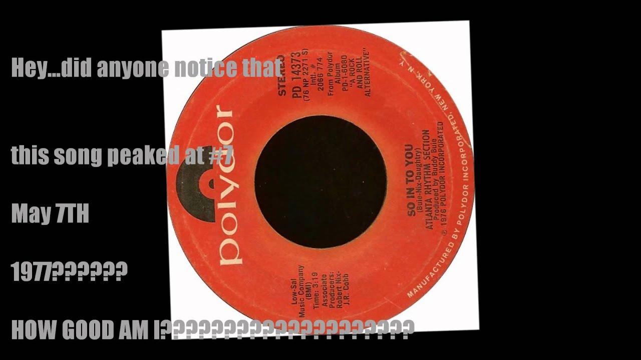 So In To You Atlanta Rhythm Section