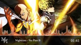 Repeat youtube video Nightcore - No Plan B (Manafest - HD)