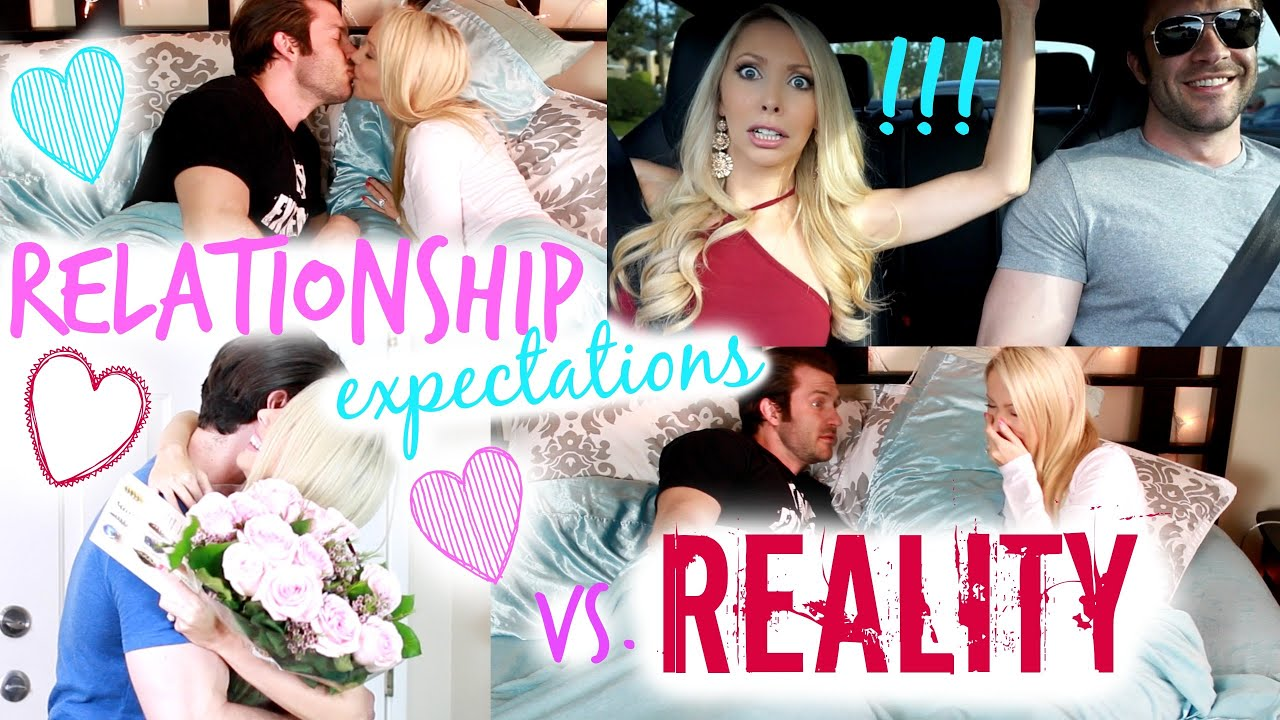 Expectations vs reality dating