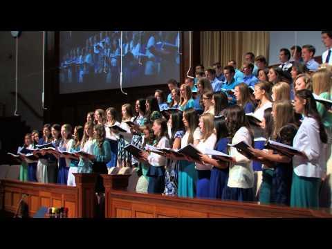 Клип хор - Царь царей Великий Бог