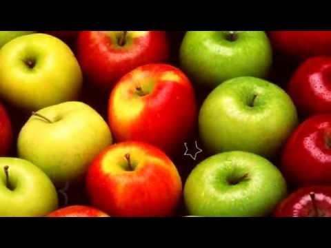 сушеные или полезнее яблоки какие свежие