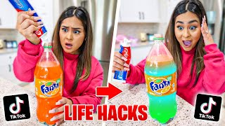 I Tested VIRAL TikTok Life Hacks to see if they work (PART 21)
