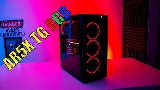 SilentiumPc Armis AR5X TG RGB Recenzja Premiera