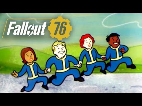 Fallout 76 – 'Let's Work with Others!' Multiplayer Trailer