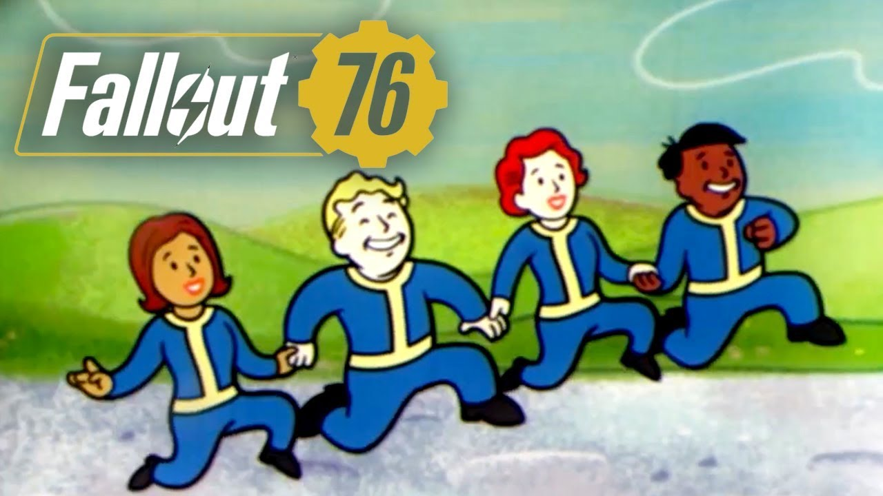 Fallout 76 Let S Work With Others Multiplayer Trailer