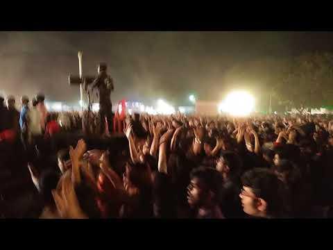 Bas Deewangi Deewangi: Vishal Shekhar live, IIT Kanpur, Antaragni 2017 P1 Mp3