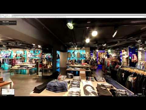 Google Business View Andorra - Urban Via Moda