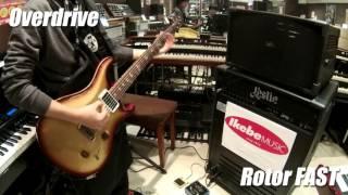 【池部楽器店】Leslieスピーカー 2101 mk2 VS エレキギター
