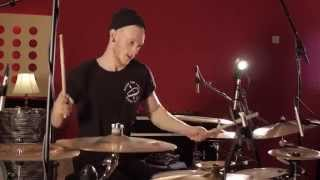 """Oceans Ate Alaska - """"Vultures And Sharks"""" Drum Play Through"""