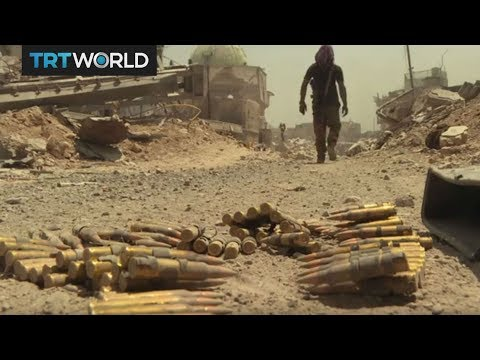 The Fight for Mosul: Iraqi forces battle Daesh in Old City