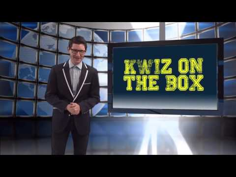 Promo Clip for Kwiz On The Box