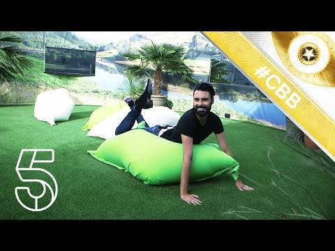 Rylan's tour of the Celebrity Big Brother House