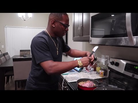COOKING WITH THE PRINCE FAMILY (PART 2)
