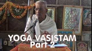 Yoga Vasistam Part 2 by Cl Ramakrishnan