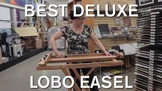Best Deluxe Lobo Easel - Opus Art Supplies
