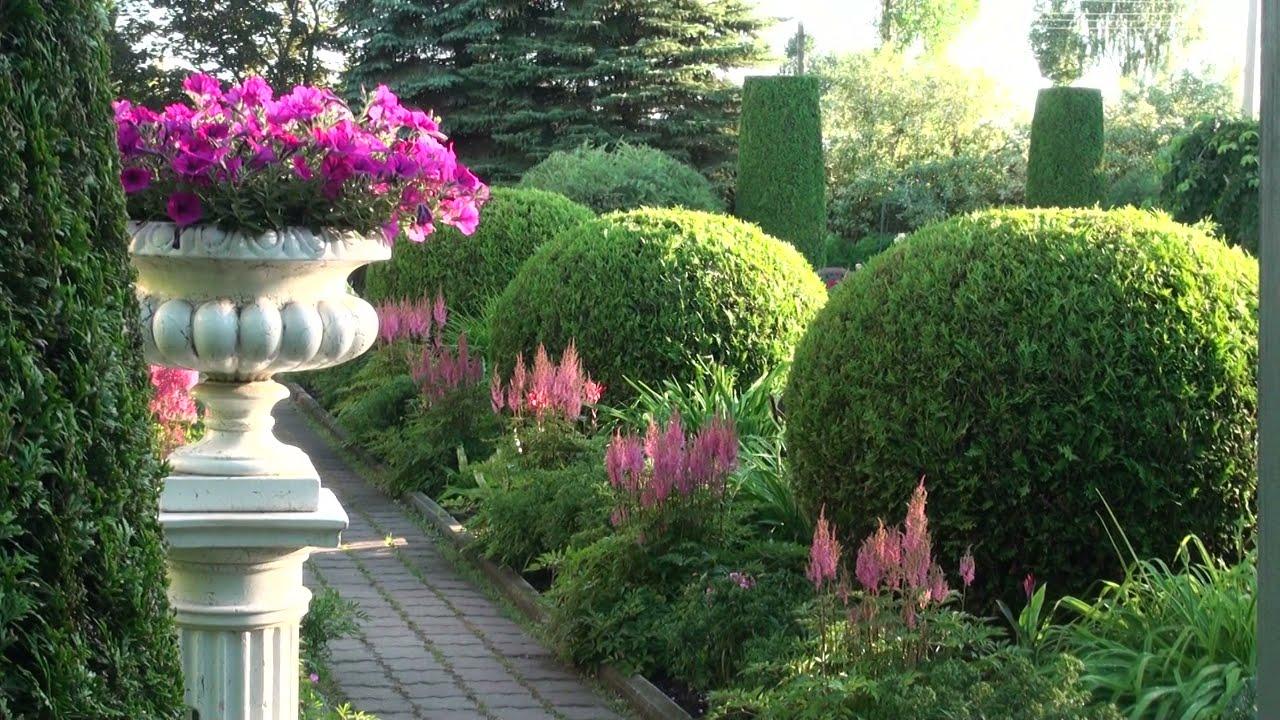 Сад Н. Дементьева. Экстрим в саду