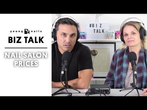 THE BIZ TALK - NAIL SALON PRICES