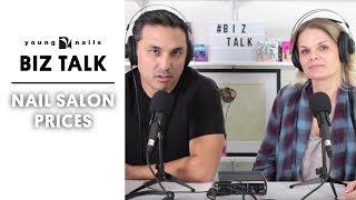 The Biz Talk   Nail Salon Prices