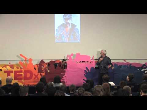 Screenwriting and the fear of being found out  Tim Sullivan  TEDxUniversityofStAndrews