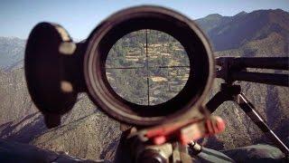 Наверно Лучшая Снайперская Миссия в Играх! Барретт M82A1. Medal of Honor 2010