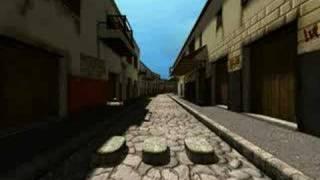 Pompeya La leyenda del Vesubio (2000) Calles