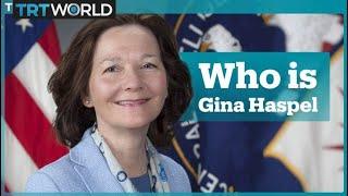 Who's Gina Haspel