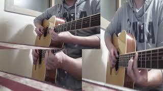 문문(MoonMoon) - 비행운(Contrail) 기타 커버 (Guitar Ver. Cover)