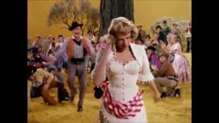 Red Garters 1954(Rosemary Clooney) The Sacramento Stomp