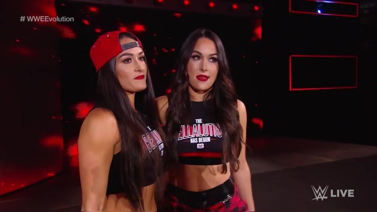 WWE Wal3ooha: روندا راوزي تطالب بجواب من التوأم بيلا