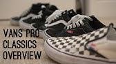 ab4b97721b Shoe Review  Vans  Herringbone  AV Classic High (Black White) - YouTube