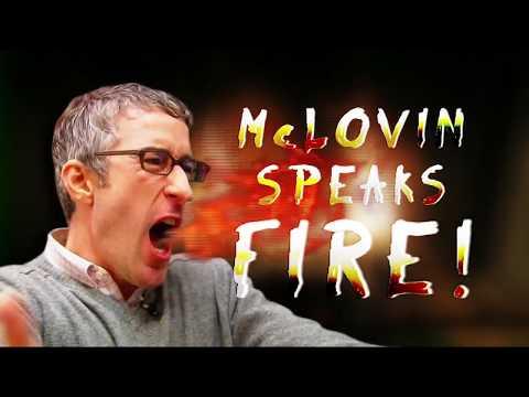 DP Show Open: McLovin Speaks Fire! (Again) | The Dan Patrick Show | 3/1/18