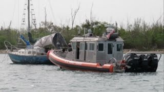 Gruesome Discovery Rocks Key West Anchorage