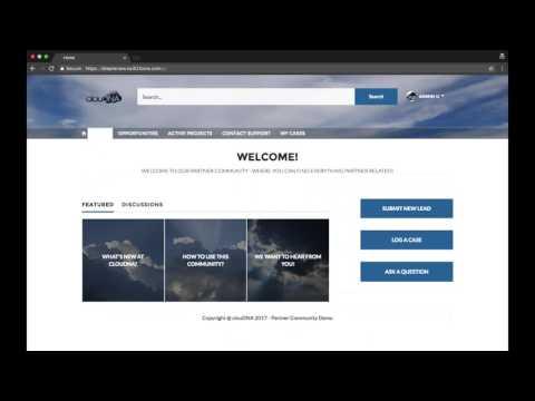 salesforce-partner-community---quick-demo