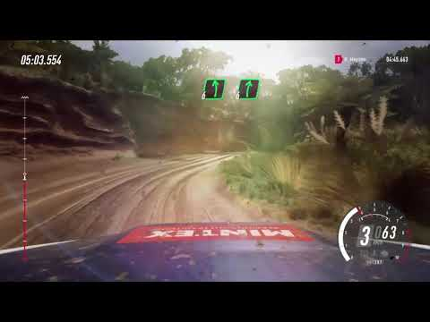[DiRT Rally 2.0] Rally Te Awanga Forward '20/05/09 |